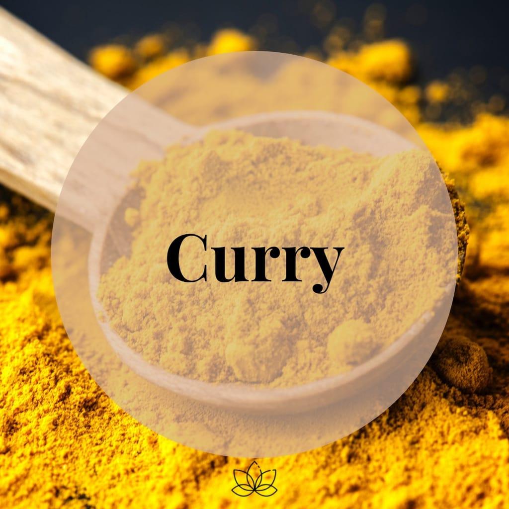 curry en polvo: especia básica para comenzar a cocinar