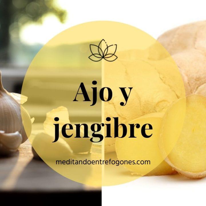 Introducción a la cocina asiática: guía de ingredientes: ajo y jengibre