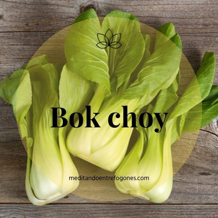 Introducción a la cocina asiática: guía de ingredientes: bok choy