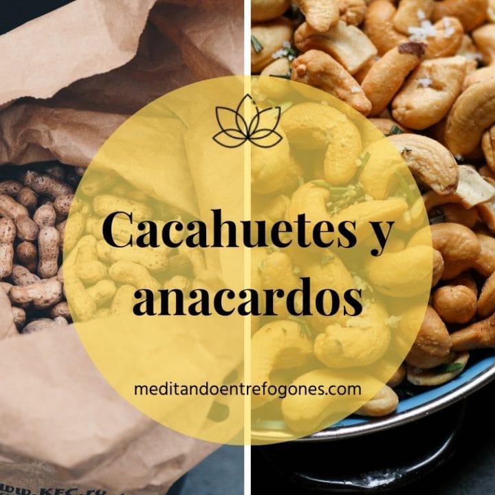 Introducción a la cocina asiática: guía de ingredientes: cacahuetes y anacardos