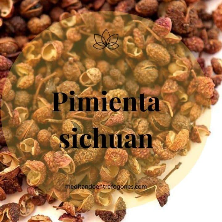 Introducción a la cocina asiática: guía de ingredientes: pimienta sichuan