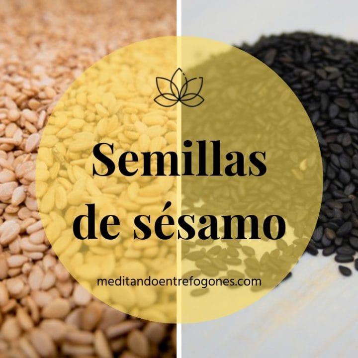 Introducción a la cocina asiática: guía de ingredientes: semillas de sésamo