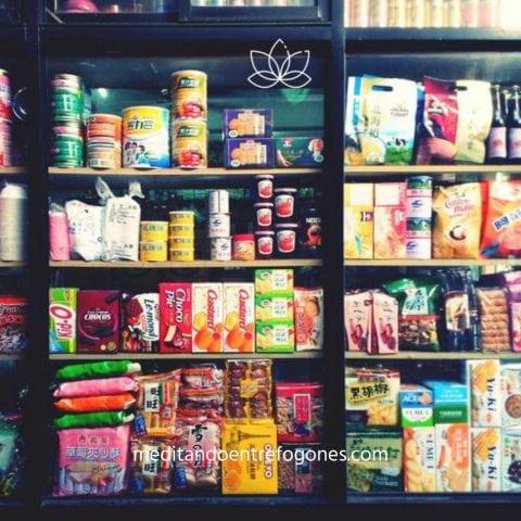 Introducción a la cocina asiática: guía de ingredientes: supermercado asiático