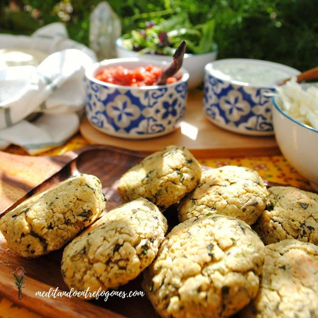 falafel casero fácil