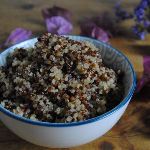 Quinoa:como cocinarla para que quede perfecta